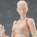 「figma archetype next:she flesh color ver.」