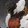 ゴジラvsデストロイア「S.H.MonsterArts ゴジラ(1995) Ultimate Burning Ver.」