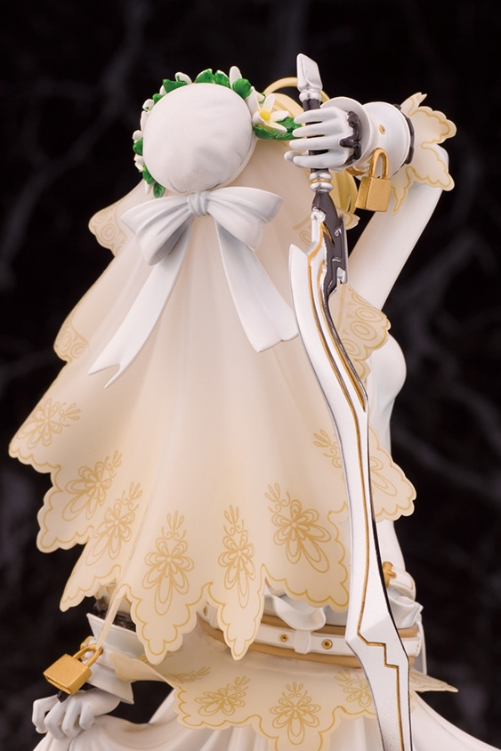 Fate/EXTRA CCC「セイバー」(再販)のフィギュア画像